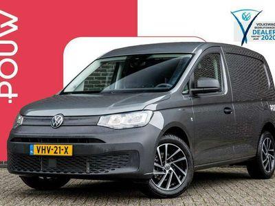 tweedehands VW Caddy Cargo 2.0 TDI 102pk Comfort + 17'' LMV + Navigatie + Trekhaak
