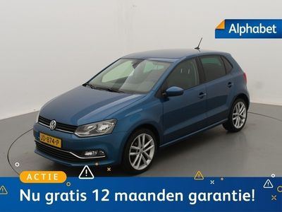 tweedehands VW Polo 1.2 TSI 90pk Highline Executive Plus Leder/Alcantara