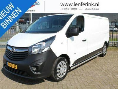 tweedehands Opel Vivaro 1.6 CDTI 125 pk L2H1 Edition Navi Airco, Laadruimte Pakket, Sidebars, PDC