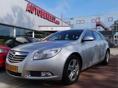 tweedehands Opel Insignia Sports Tourer 1.4 Turbo ecoFLEX Business Edit.