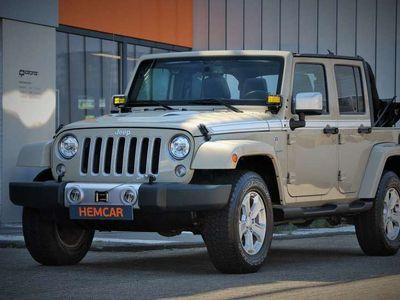 tweedehands Jeep Wrangler Unlimited 3.6 Sahara CHIEF uitvoering