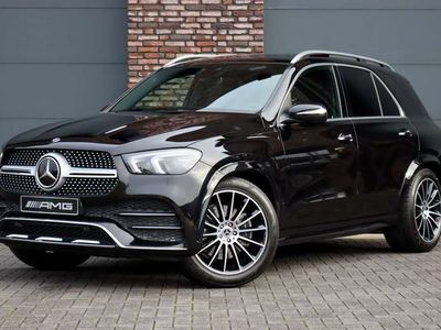 tweedehands Mercedes GLE350 d 4-MATIC AMG Aut9, Luchtvering, Distronic+, Panor