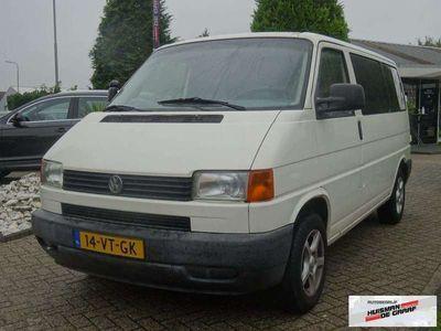 tweedehands VW Transporter 1.9D 2001 Youngtimer Wit APK 2021