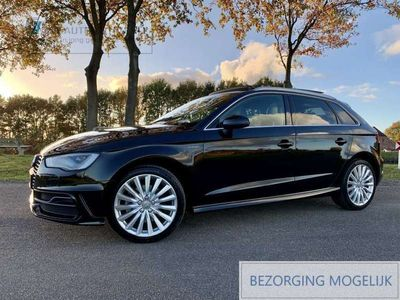 tweedehands Audi A3 Sportback 1.4 E-TRON AMB. PL+ S-LINE | PANO | LED