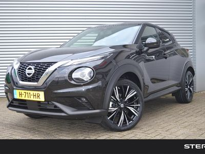 tweedehands Nissan Juke 1.0 TURBO 117PK DCT N-CONNECTA NAVI AIRCO PARK & R