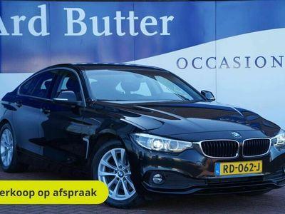 tweedehands BMW 420 4-serie Gran Coupé d High Executive 190 pk; Automaat+Navigatie= SUPER AANBIEDING !!