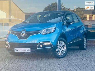 tweedehands Renault Captur 1.2 TCe Dynamique 120PK Navi/Airco ECC/Cruise/Key