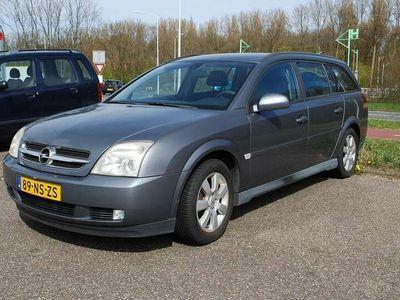 tweedehands Opel Vectra Wagon 2.2-16V Comfort AIRCO CRUISEC EXTRABANDEN COMFORT UITVOERING