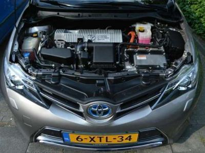 tweedehands Toyota Auris 1.8 Hybrid Lease+