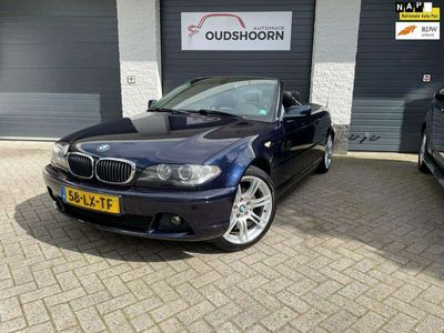 tweedehands BMW 318 Cabriolet 318Ci Executive sportinterieur