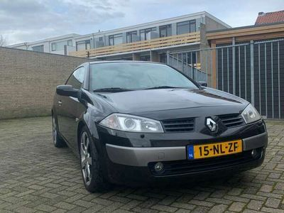 tweedehands Renault Mégane Cabriolet