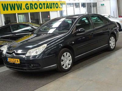 tweedehands Citroën C5 2.0-16V Ligne Business Automaat Airco, Cruise Cont
