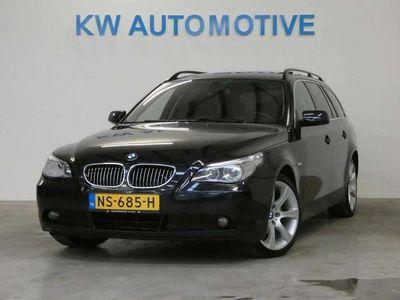 tweedehands BMW 523 523 Touring i Executive AUT/ NAVI/ LEDER/ PANO/ AIR
