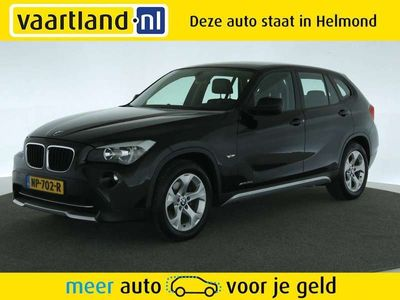 tweedehands BMW X1 xDrive18d 143Pk Executive [Climate control]