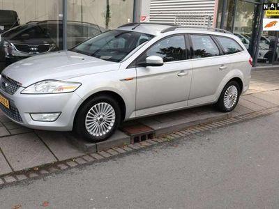 tweedehands Ford Mondeo Wagon 2.0-16V Titanium FlexiFuel