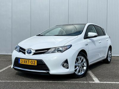 tweedehands Toyota Auris 1.8 Hybrid 136Pk Lease Automaat