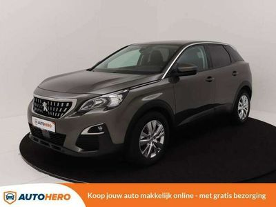 tweedehands Peugeot 3008 1.2 PureTech Blue Executive 130PK UW16304 | Navi |