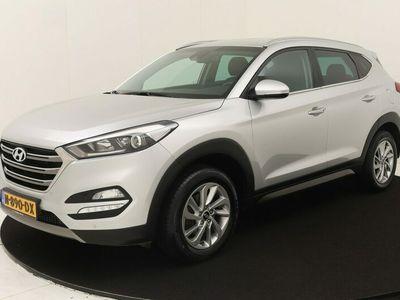 tweedehands Hyundai Tucson 1.6 GDi Comfort // 1e EIGENAAR // LEDER // NAVI // CRUISE //