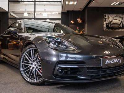 tweedehands Porsche Panamera 4.0 4S Diesel volleder Bose sport uitlaat Massage