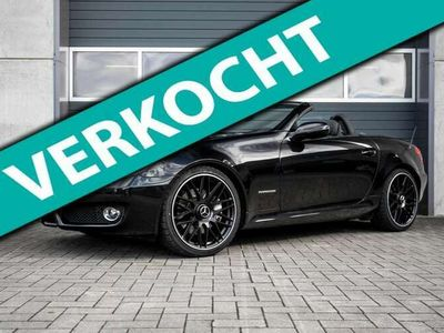 tweedehands Mercedes SLK200 K. Prestige Plus