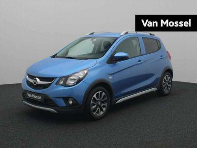 tweedehands Opel Karl | ROCKS | 1.0 | 75 PK | AIRCO | LMV | CRUISECONTROL | BLUETOOTH | APPLE CARPLAY |