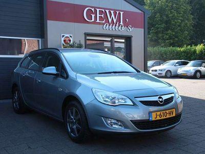 tweedehands Opel Astra Sports Tourer 1.4 Turbo Edition