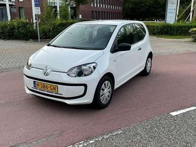 tweedehands VW up! up!1.0 wit lage km stand!