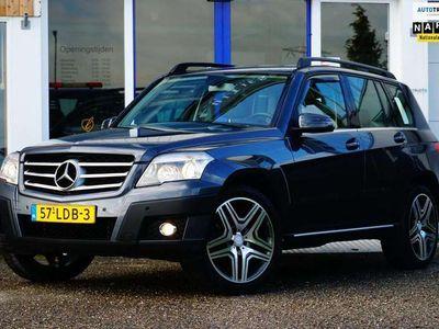 tweedehands Mercedes GLK280 4-Matic AUT 20''AMG Full-option! Lage km-stand NAP