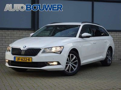 tweedehands Skoda Superb Combi 1.6 TDI Business 2e eigen - dealer onderh -