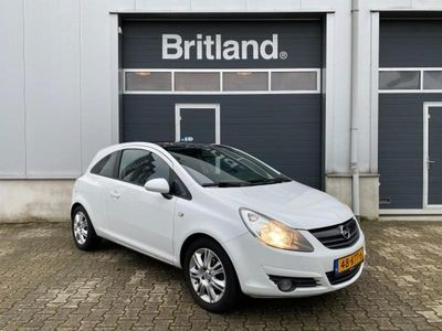tweedehands Opel Corsa 1.4 16V Color Edition bj2010 *Airco *Έlectric ramen *Stuu