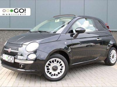 tweedehands Fiat 500C Sport / Airco / Half Leder