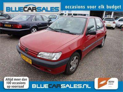 tweedehands Peugeot 306 1.8 XT Belfort AUTOMAAT, 5 DEURS, AIRCO, ELECTR
