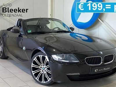 tweedehands BMW Z4 2.5I EXECUTIVE 177Pk Airco Cruise Parkeersens. Xenon