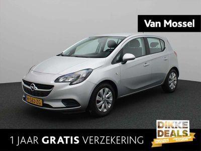 tweedehands Opel Corsa 1.2 70 PK 5D   Airco   LMV   Bluetooth  
