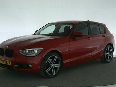 tweedehands BMW 120 1-SERIE D 190pk Sport Business+