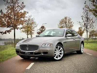 tweedehands Maserati Quattroporte 4.2 Duo Select / ORG. NL / TOPCONDITIE