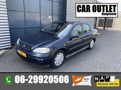 tweedehands Opel Astra 1.6 Edition Nw APK Airco --Inruil Mogelijk--