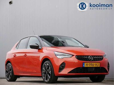 tweedehands Opel Corsa -e e-Launch Edition 136PK EXCL. BTW Leder / Adapti