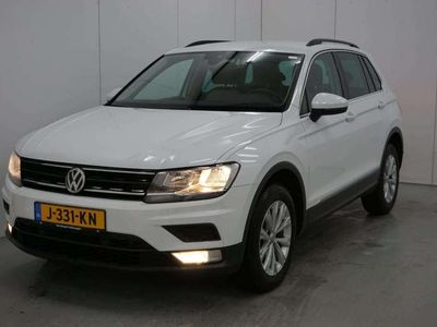 tweedehands VW Tiguan 2.0 TDI 4Motion Highline AUTOMAAT / NAVI / CLIMA / ACC