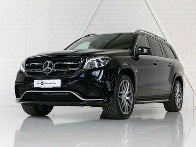 tweedehands Mercedes GLS63 AMG 4MATIC l Pano l ACC l Keyless l Stoelventilatie l