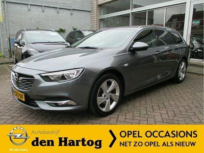 tweedehands Opel Insignia Sports Tourer 1.5 Turbo Innovation Navi/Apple Carp