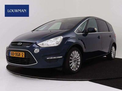 tweedehands Ford S-MAX 1.6 EcoBoost Lease Titanium   Panoramadak   Naviga