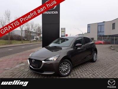 tweedehands Mazda 2 1.5 Skyactiv-G Style Selected Lockdown Deals € 1.700,- Kenteken registratie voordeel!*