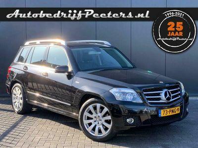 tweedehands Mercedes GLK200 200 CDI Automaat Sportpakket Leder Navigatie