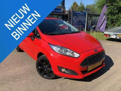 tweedehands Ford Fiesta 1.0 EcoBoost Titanium X Face lift type! Auto Airco