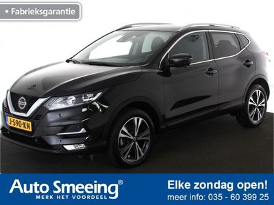 tweedehands Nissan Qashqai 1.2 N-Connecta | Panoramadak | 360 Camera | Naviga