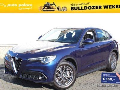 tweedehands Alfa Romeo Stelvio 2.2 JTD AUTOMAAT 180PK SUPER | Voordeel €13.922,- | van €63.872,- Voor €49.950,- | Voorraad | Aktie | Snel leverbaar |