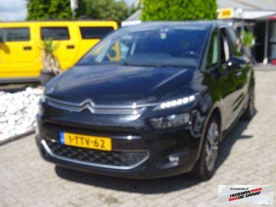tweedehands Citroën C4 Picasso 1.6 VTI Intensive 05 - 2014 Zwart LED / Camera