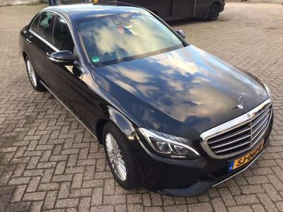 tweedehands Mercedes C180 180 Premium Plus
