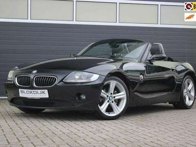 tweedehands BMW Z4 Roadster 2.2i Leder 17 Inch Pdc Youngtimer